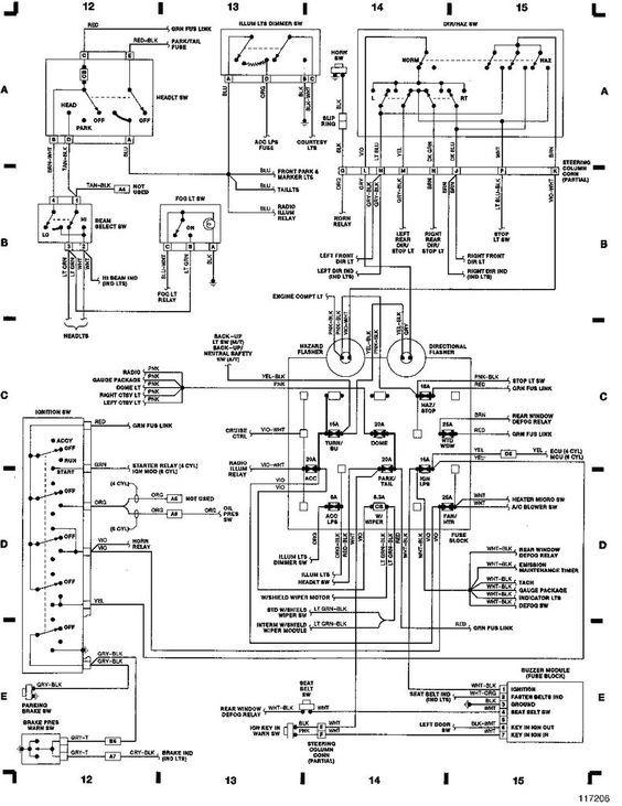 89 Jeep Yj Pcm Wiring Diagram - 1966 Mustang Wiper Wiring Diagram for Wiring  Diagram SchematicsWiring Diagram Schematics
