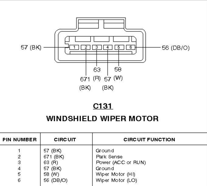 Sensational Ford Ranger 1995 Ford Ranger Wipers Quit The Motor Runs Fine Wiring Cloud Eachirenstrafr09Org