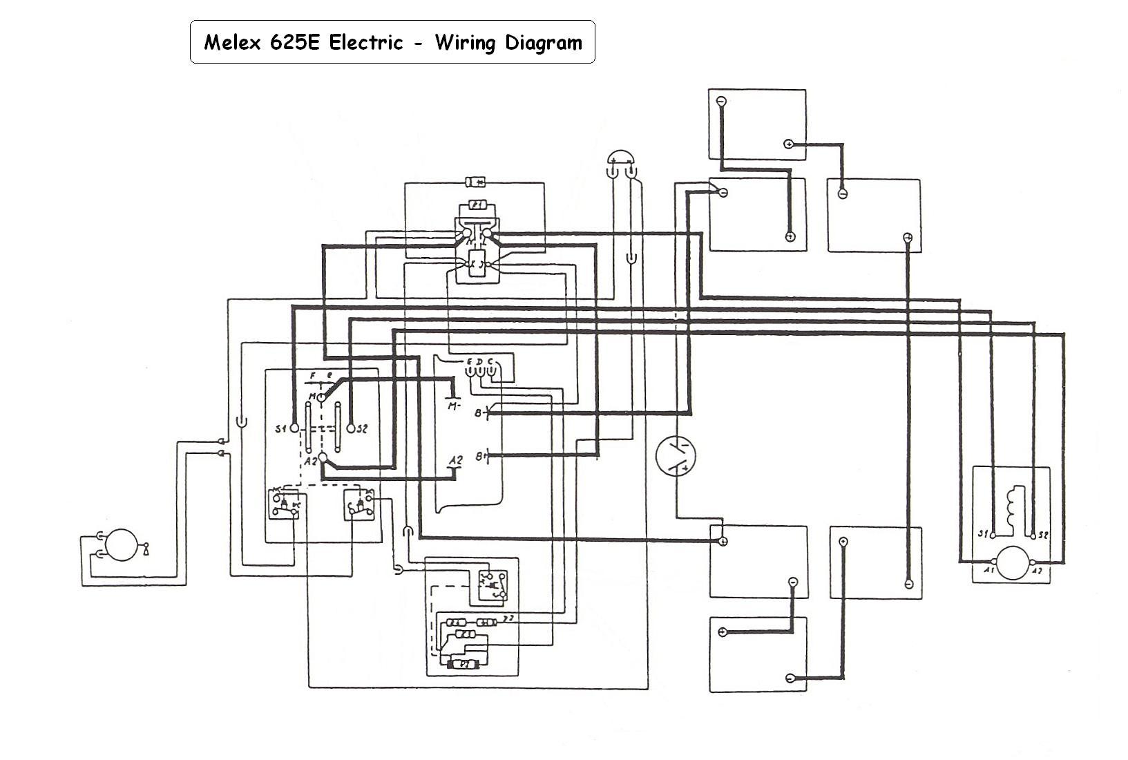 Harley Davidson Electric Golf Cart Wiring Diagram Msd 6al 6420 Wiring Diagram Gm Bege Wiring Diagram