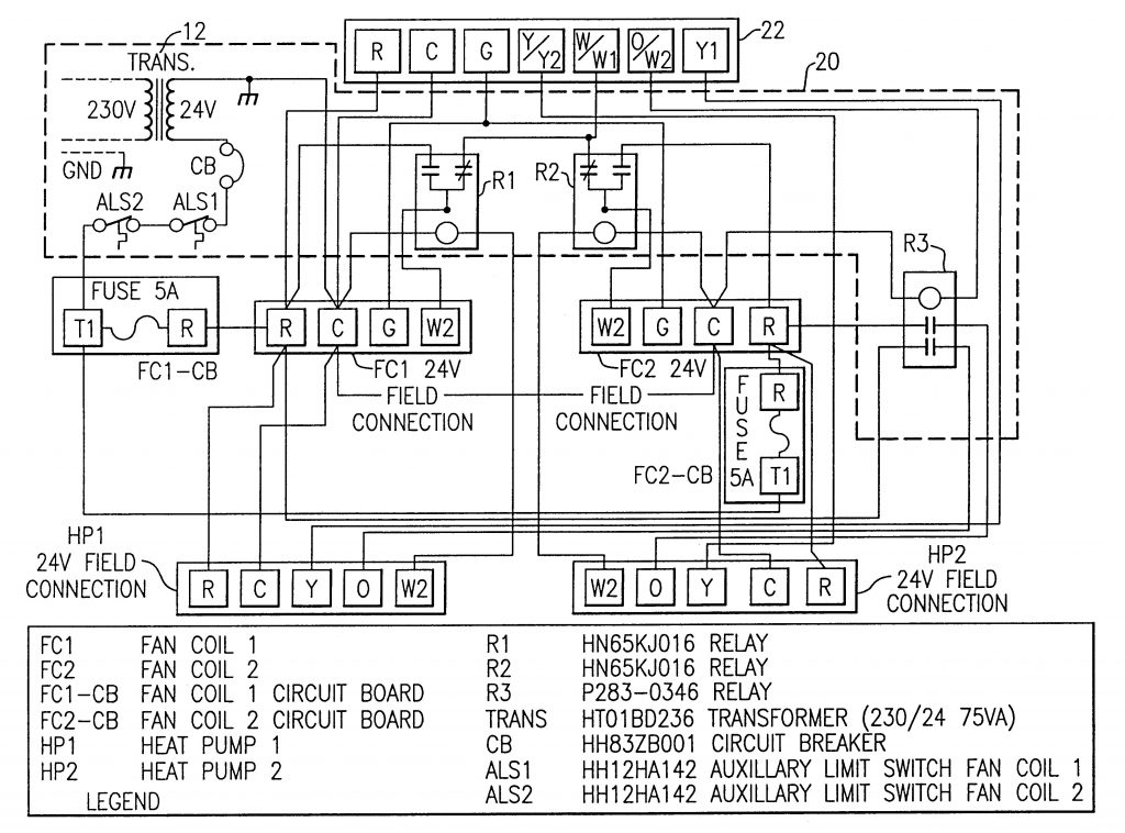 rs5028 heil thermostat wiring diagram wiring diagram