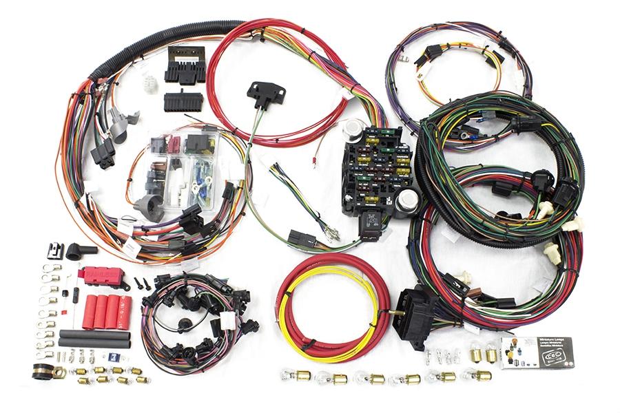 Surprising 26 Circuit Direct Fit 1969 Chevelle Malibu Harness Painless Wiring Cloud Rometaidewilluminateatxorg