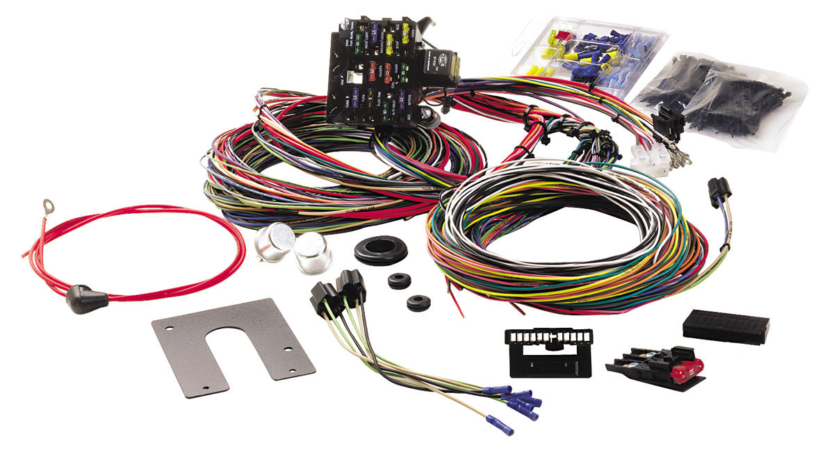 Awesome Painless Performance Wiring Harness 21 Circuit Classic Non Gm Keyed Wiring Cloud Ymoonsalvmohammedshrineorg