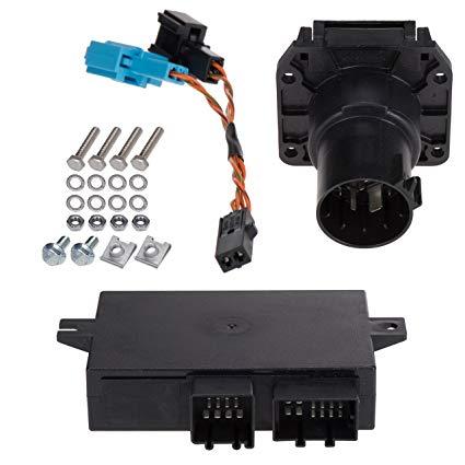 Fine Amazon Com Volkswagen 5N0055204Na Trailer Hitch Electrical Wiring Cloud Itislusmarecoveryedborg