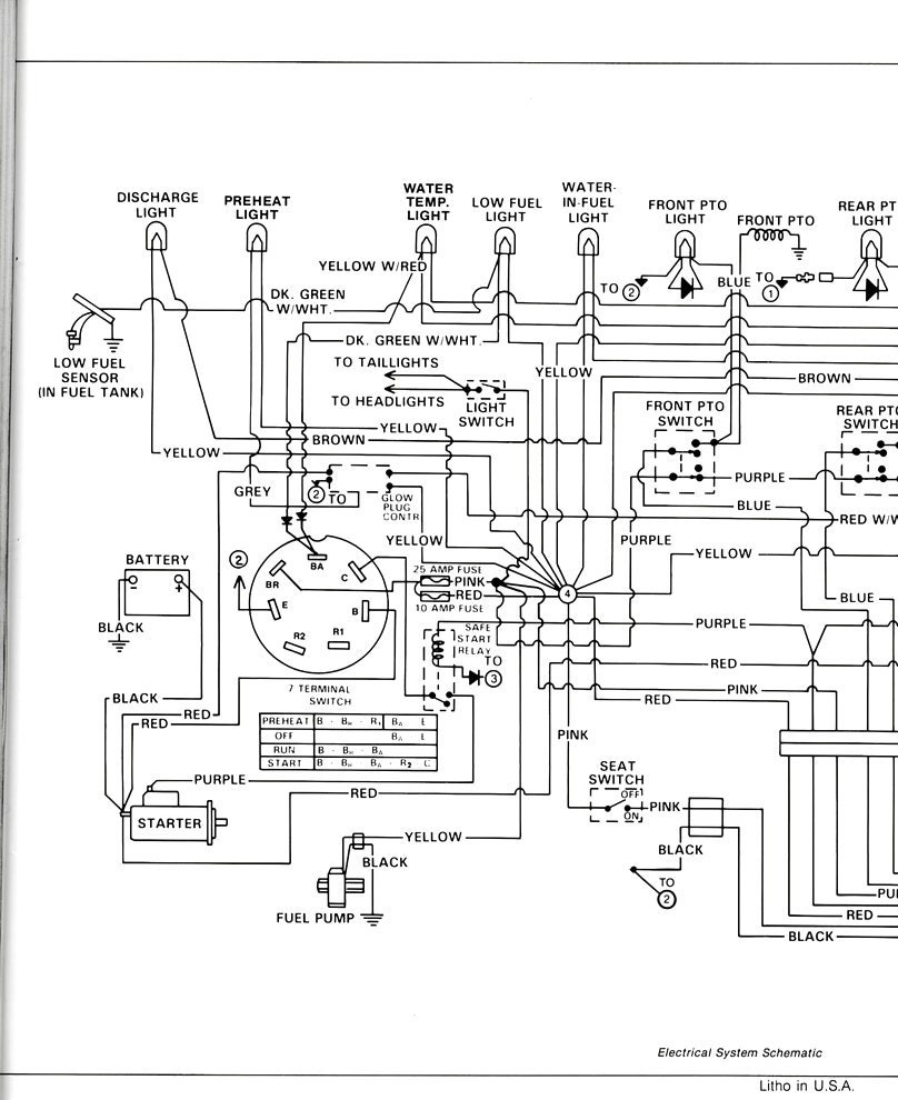 Ff 1688 Tractor Wiring Diagram Additionally Case 446 Tractor