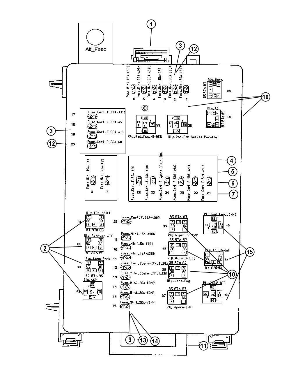TS_2469] Chrysler 300 Fuse Box Diagram In Addition 2006 Chrysler 300 Fuse  BoxSarc Basi Pneu Coun Boapu Mohammedshrine Librar Wiring 101