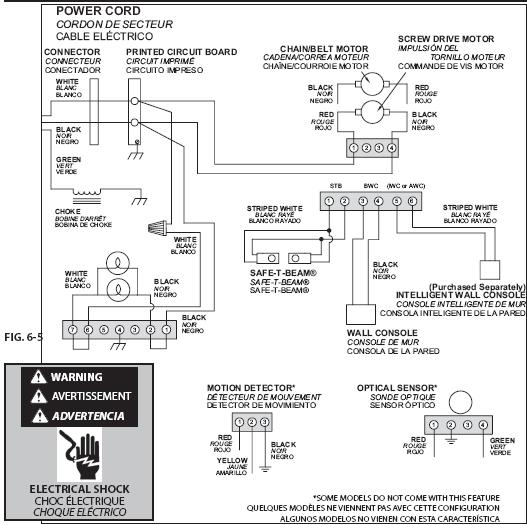 genie garage door openers sensor wiring diagrams ec 9343  genie garage door openers on garage door opener sensors  ec 9343  genie garage door openers on