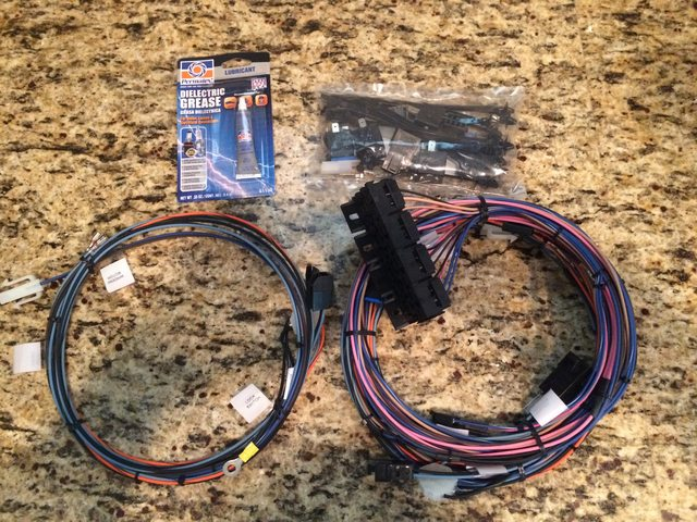 Superb Fs New Painless Wiring 30715 Kit Camaro Power Window Door Lock Wiring Cloud Licukaidewilluminateatxorg