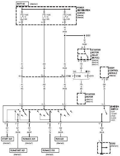2003 Jeep Liberty Trailer Wiring Diagram -A Two Wire Condenser Wiring |  Begeboy Wiring Diagram Source