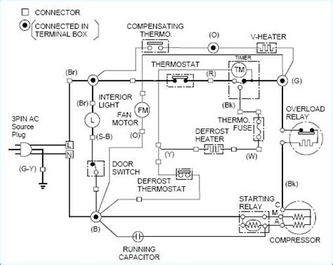 Ds 4461 Refrigerator Wiring Diagram Pdf Free Diagram