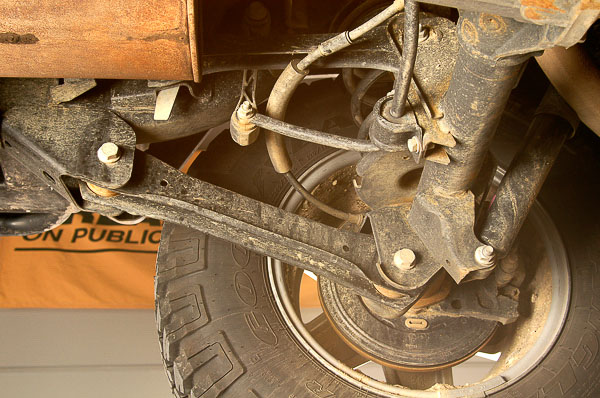 Outstanding Jeep Tj Wrangler Front Suspension Upgrade Moses Ludels 4Wd Wiring Cloud Picalendutblikvittorg