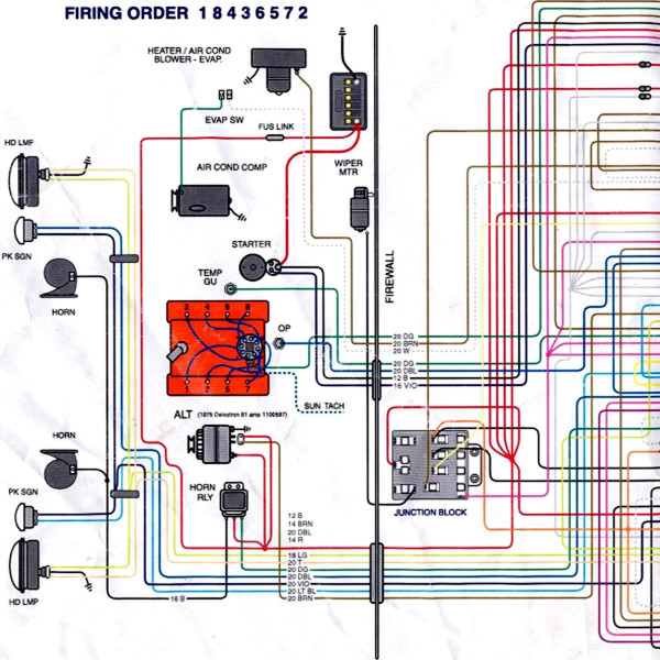 55 Chevy Wiring Mga Wiring Harness Begeboy Wiring Diagram Source