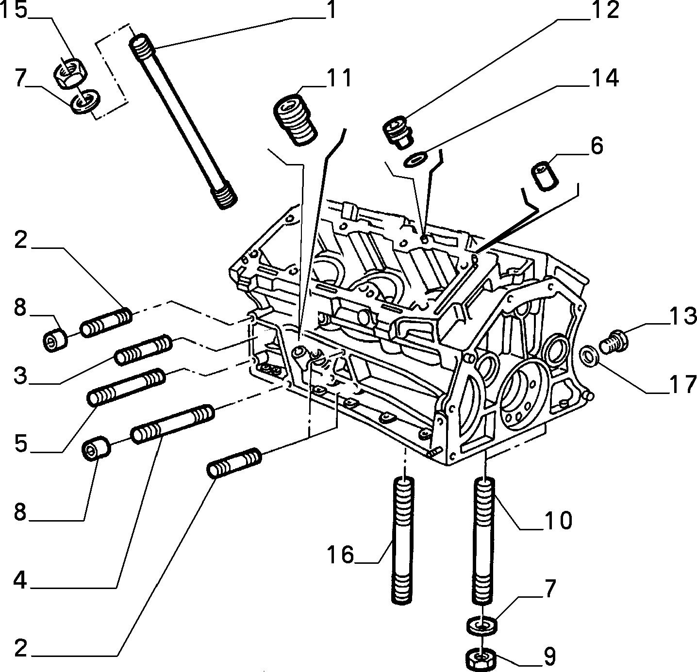TR_4107 350 Chevy Engine Diagram Wiring Diagram