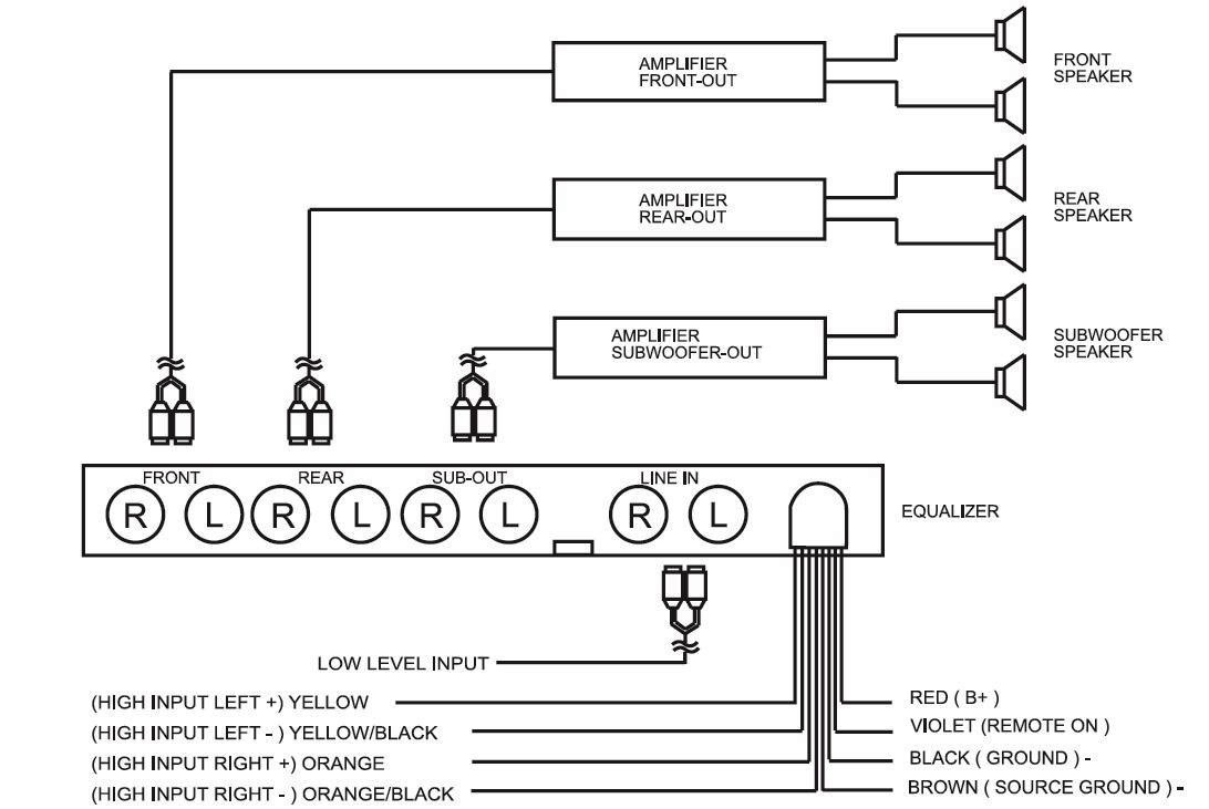 CZ 40] Lm40 40 Band Audio Equalizer Schematic Wiring