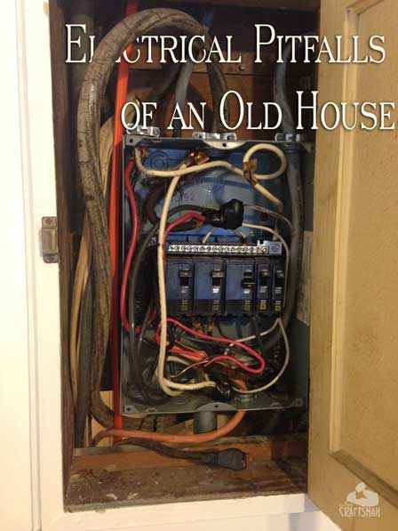 Swell Electrical Pitfalls Of An Old House The Craftsman Blog Wiring Cloud Apomsimijknierdonabenoleattemohammedshrineorg