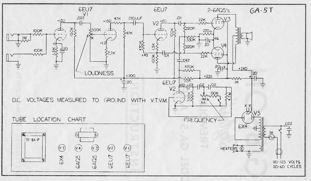 fender wiring gibson vintage diagram circuit kg 4932  amp schematic electric guitar wiring diagrams gibson ga  amp schematic electric guitar wiring