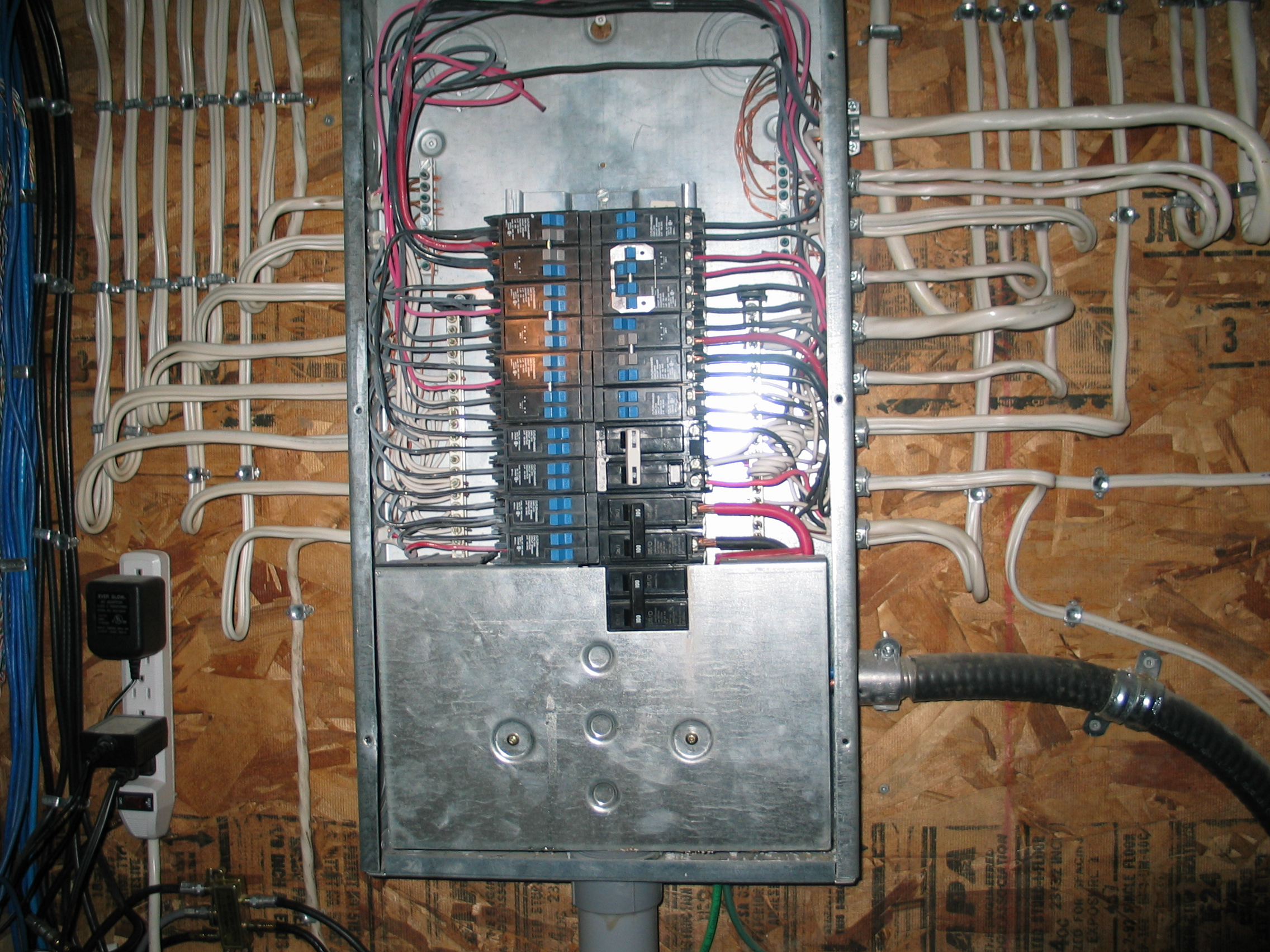 Astonishing 3 Phase Breaker Panel Wiring Wiring Diagrams Lol Wiring Cloud Eachirenstrafr09Org
