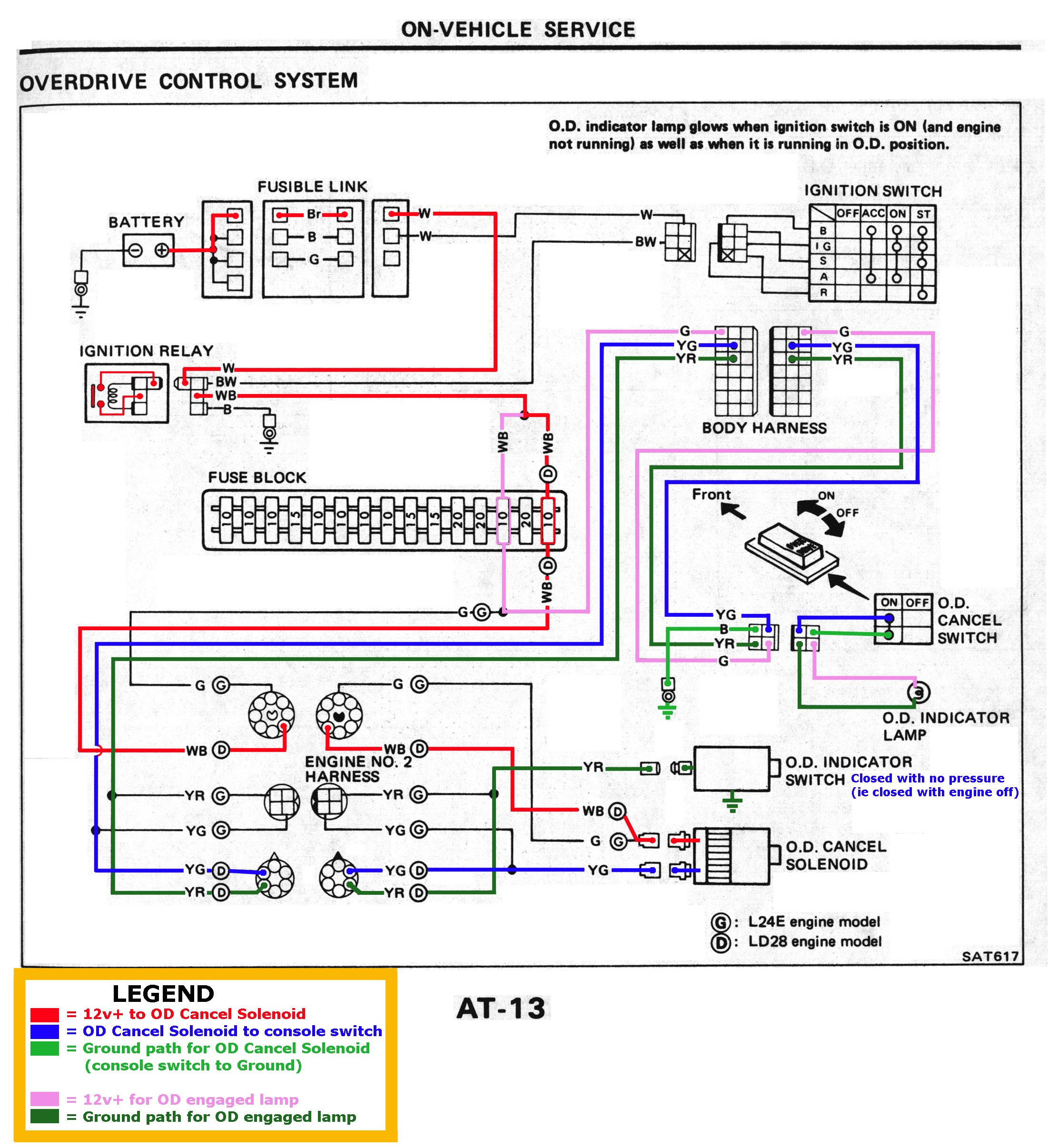 2006 Honda Civic Ignition Wiring Diagram