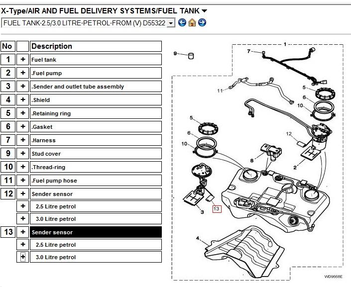 Jaguar X Type Wiring Diagram Pdf Free