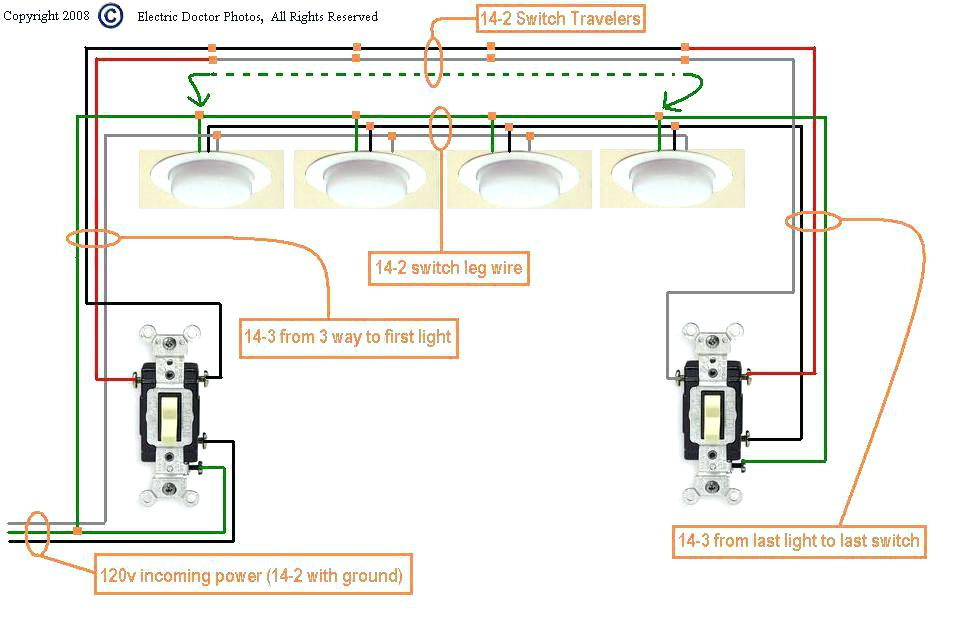 Gt 2063 Wiring Diagram For 3 Way Switches Multiple Lights