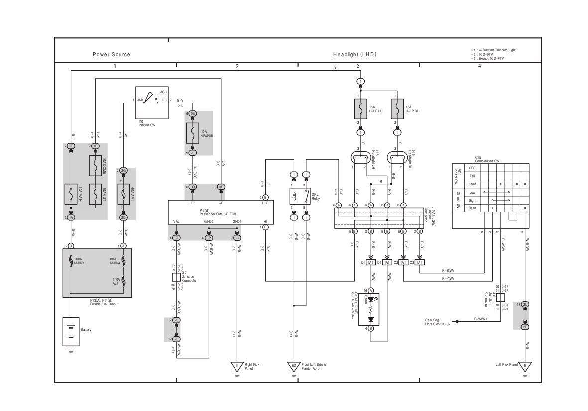 [EQHS_1162]  DT_0633] Toyota Venza Schematic | Venza Wiring Diagram |  | Pical Venet Mill Pap Mang Phae Mohammedshrine Librar Wiring 101