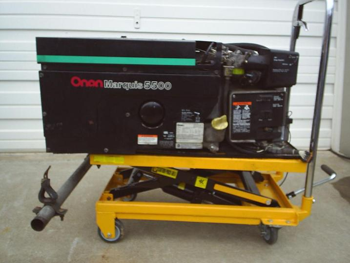 Fine Used Rv Commercial Generators R K Products Wiring Cloud Picalendutblikvittorg
