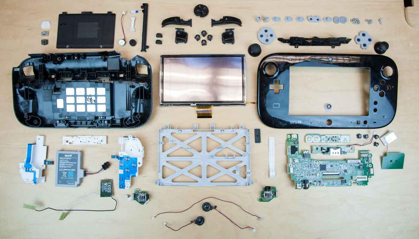 Amazing Wii U Gamepad Wiring Diagram Basic Electronics Wiring Diagram Wiring Cloud Mousmenurrecoveryedborg
