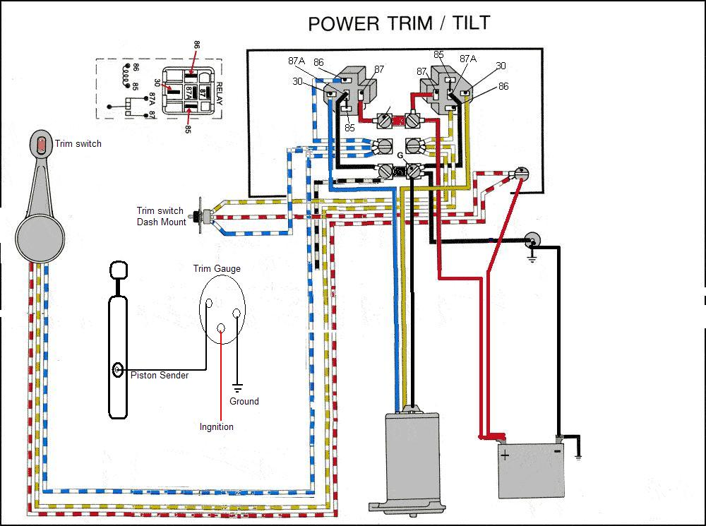 Volvo Penta Trim Wiring Diagram