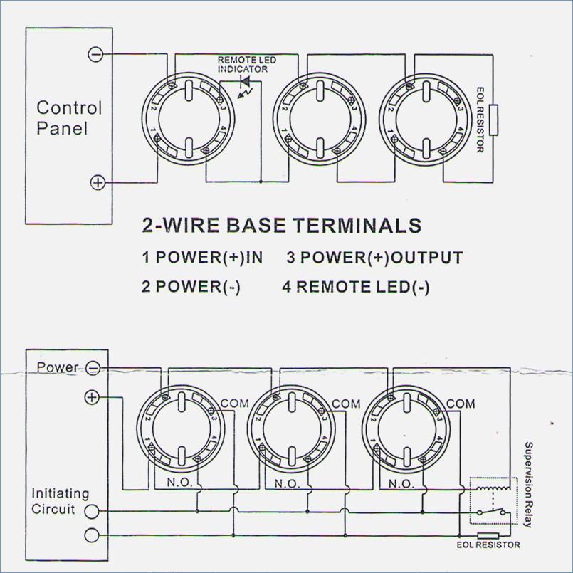 Vg 8208 3 Wire Smoke Detector Wiring Diagram