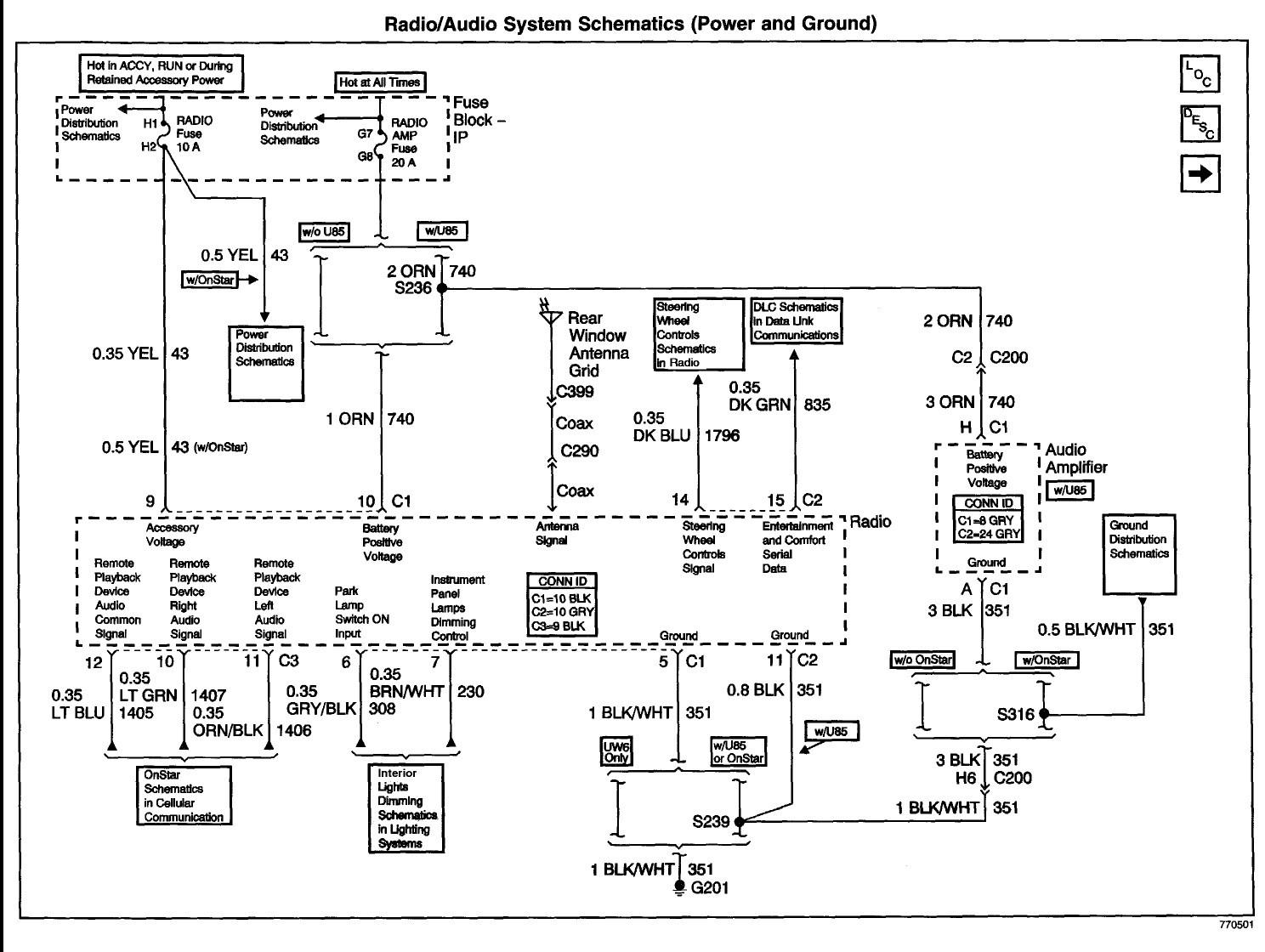 [ZSVE_7041]  EN_3882] Gm Bose Wiring Diagram | Gm Delco Bose Wiring Diagram Page 2 |  | Mecad Trons Mohammedshrine Librar Wiring 101