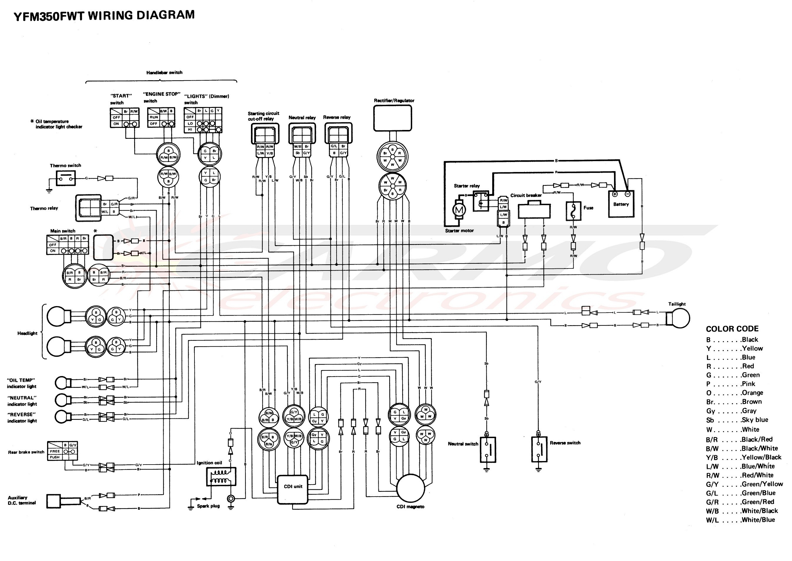 cy50 a wiring diagram og 6510  dc cdi wiring diagram also wildfire 50cc scooter wiring  dc cdi wiring diagram also wildfire