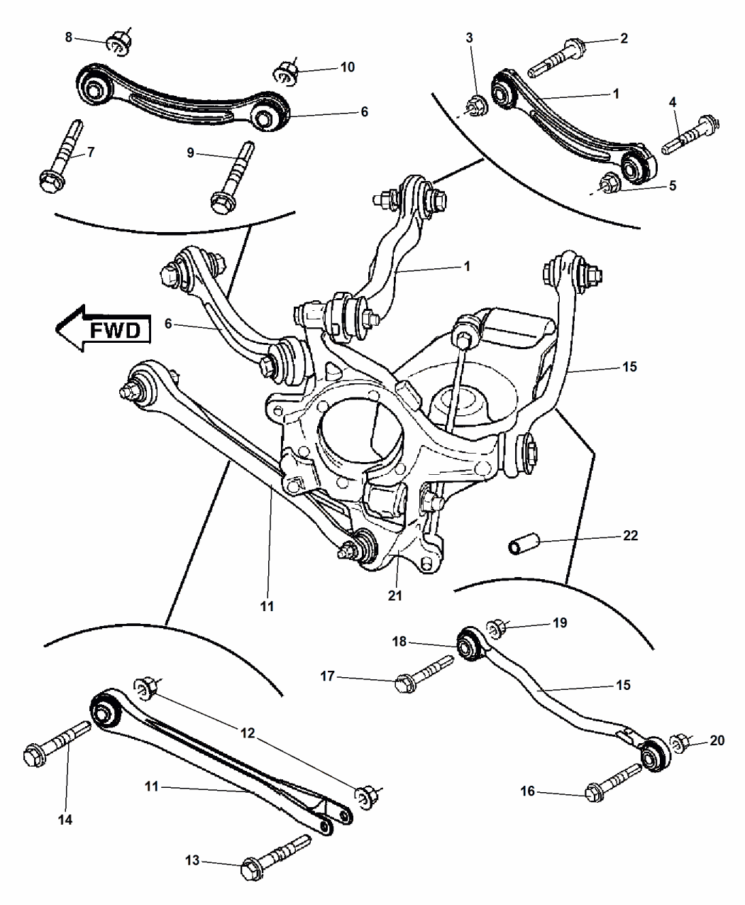 Mh 8487 2008 Dodge Charger Front Suspension Diagram Schematic Wiring
