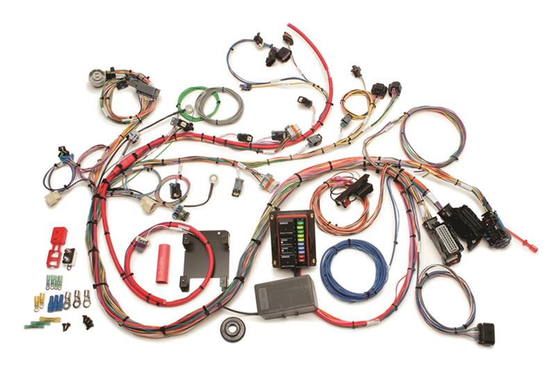 Incredible 60524 Painless Performance Fuel Injection Harnesses Showstoppers Wiring Cloud Picalendutblikvittorg