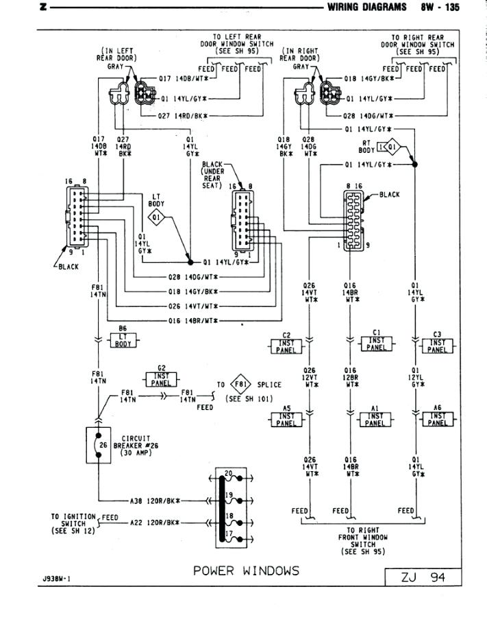Jeep Liberty Ignition Wiring - Wiring Diagram picture meet-culture -  meet-culture.agriturismodisicilia.it | 2005 Jeep Liberty Wiring Diagrams |  | Agriturismo Sicilia