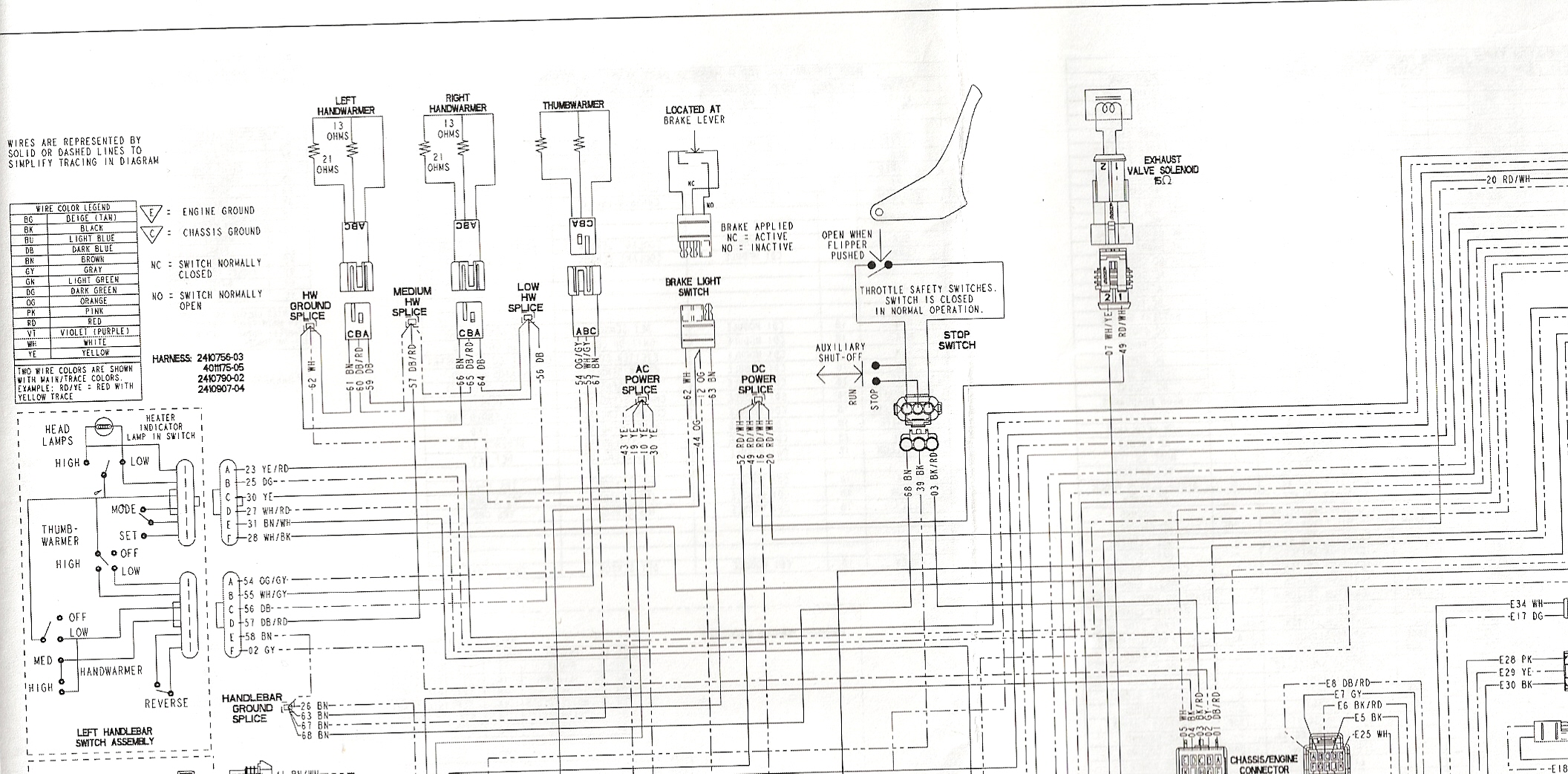 wiring diagram 2000 polaris scrambler 4x4 2000 polaris wiring diagram e3 wiring diagram  2000 polaris wiring diagram e3 wiring