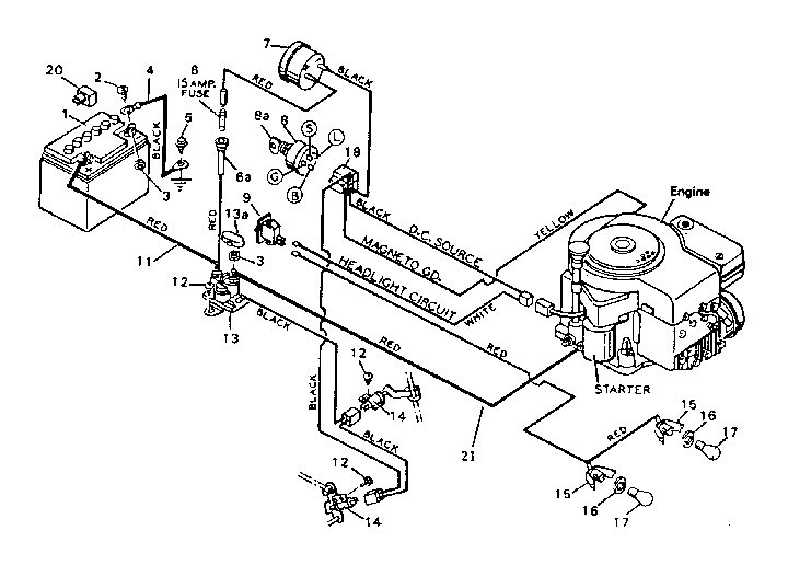 Craftsman Riding Lawn Mower Ignition Switch Wiring Diagram from static-cdn.imageservice.cloud