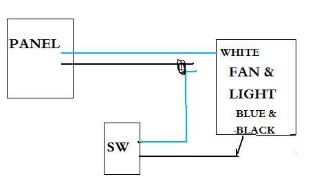 Rs 2265 Wiring Diagram For Bathroom Fan Schematic Wiring