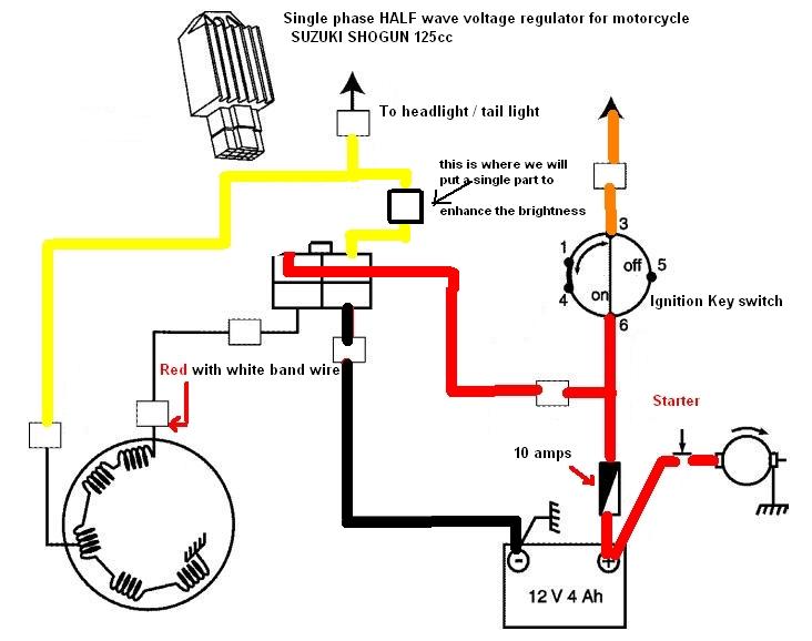 Honda Rs 150 Wiring Diagram