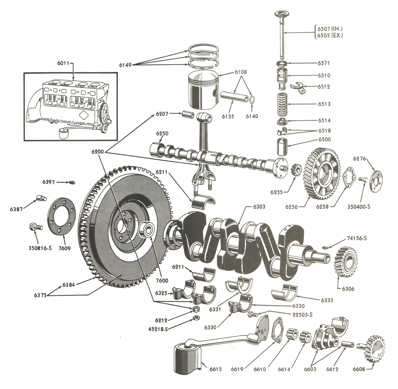 VB_9311 Ford 9N Throttle Linkage Diagram Download Diagram