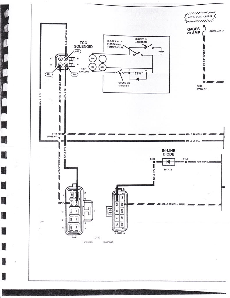 Magnificent 82 Trans Am Transmission Wiring Question Anyone Have A Wire Wiring Cloud Genionhyedimohammedshrineorg