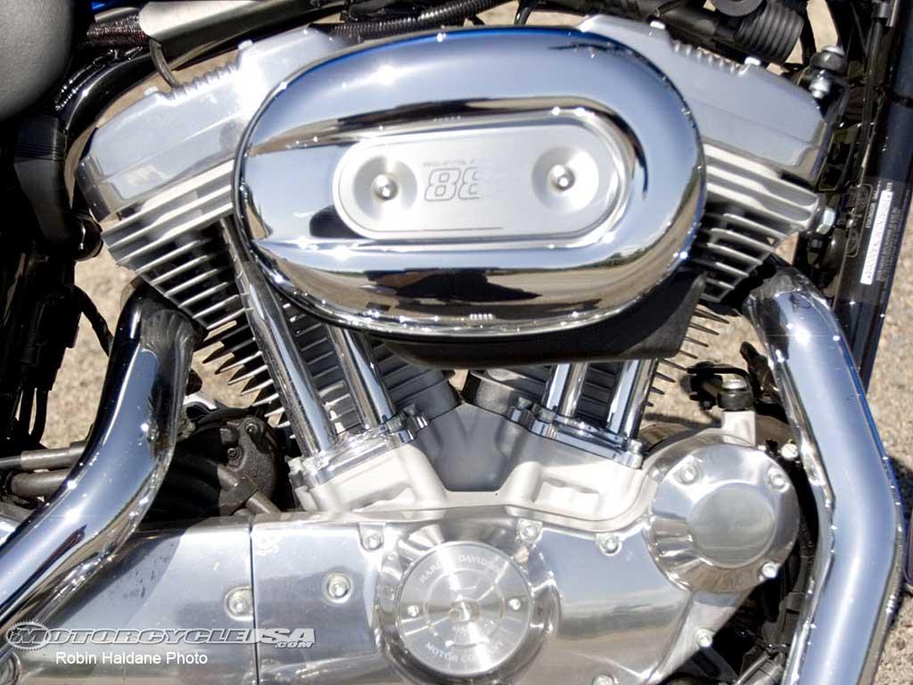 Harley Davidson Sportster 883 Engine Diagrams