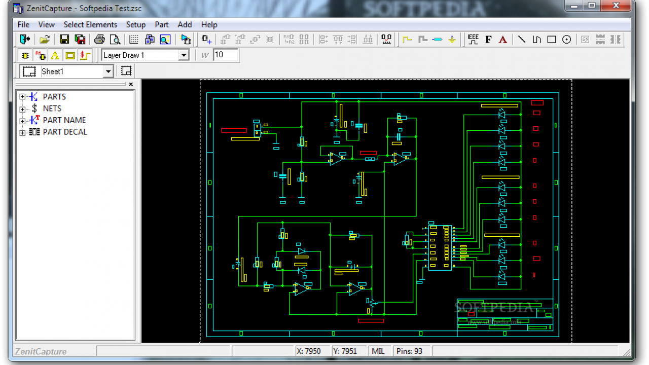 Tr 0145 Free Downloadable Spice Tools Capture And Simulate Analog Circuits Schematic Wiring