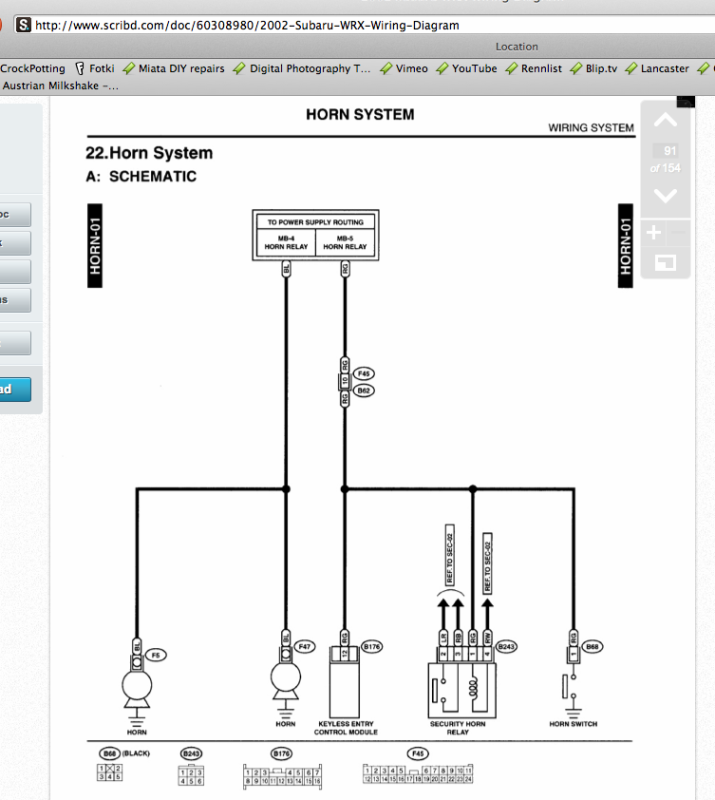 Fabulous Wiring Diagram Wrong For Horn Wire Photo Nasioc Wiring Cloud Orsalboapumohammedshrineorg