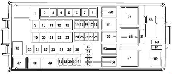 Ed 7875 1996 Ford Explorer With Eatc Power Distribution Fuse Box Diagrsm Download Diagram