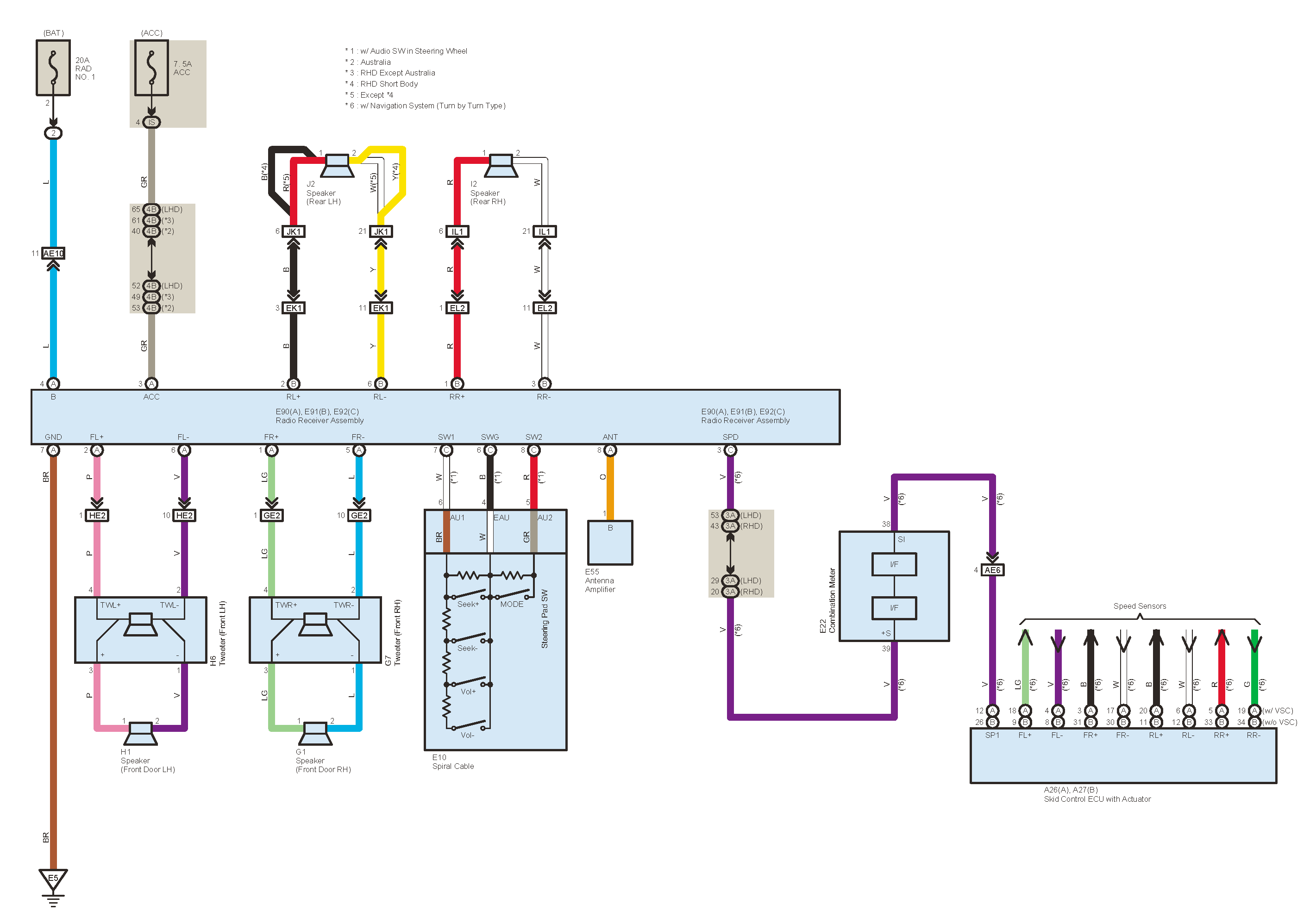 Wondrous 2001 Toyota Corolla Wiring Diagram Wiring Diagram Database Wiring Cloud Rometaidewilluminateatxorg