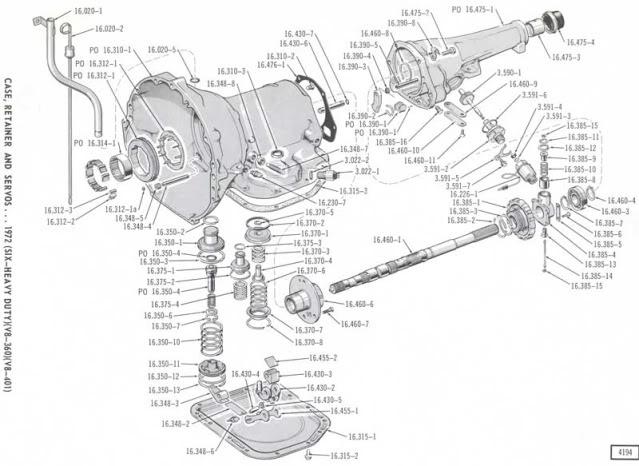 dodge 727 transmission diagram gs 2372  a727 transmission diagram  gs 2372  a727 transmission diagram