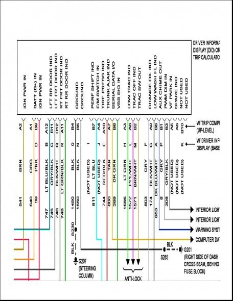 Grand Am Monsoon Wiring Diagram - Wiring Diagram