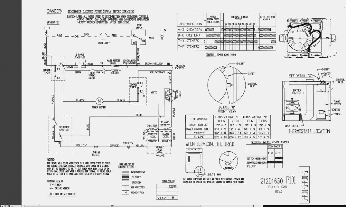 FA_7738] Rca Dryer Parts Wiring Diagram Schematic Wiring   Ge Dryer Wiring Diagram Online      Geis Gritea Grebs Numdin Boapu Mohammedshrine Librar Wiring 101