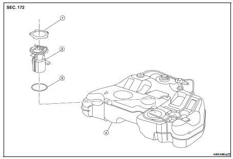 Sensational Nissan Fuel Pressure Diagram Basic Electronics Wiring Diagram Wiring Cloud Rdonaheevemohammedshrineorg