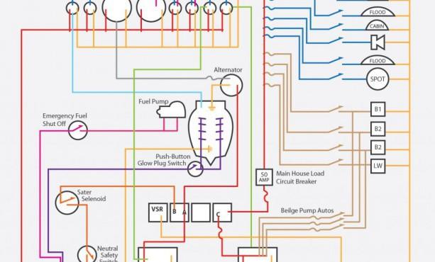 Boat Bass Wiring - Wiring Diagrams Datcreativeartwork.de