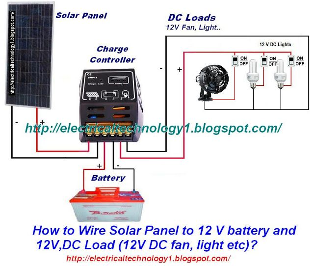 On 1488 Wiring Diagram Solar Panel Wiring Diagram 12 Volt Battery Wiring Schematic Wiring
